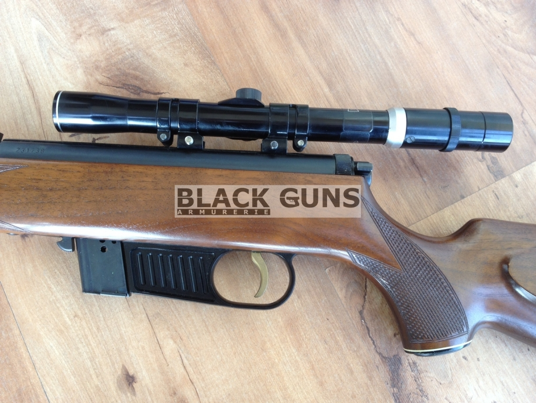 carabine semi auto voere cal 22 lr occasion armurerie blackguns. Black Bedroom Furniture Sets. Home Design Ideas