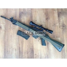 Carabine SIG Manurgin modele FSA calibre 222 Remington occasion