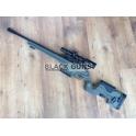 Carabine Mauser K98 Blackguns Custom calibre 308 winchester (vendu)