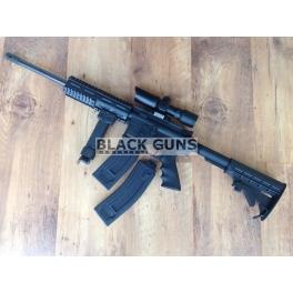 Carabine Chiappa modèle M-Four calibre 22 lr occasion