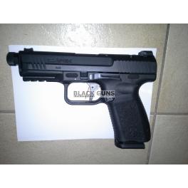 pistolet CANIK TP 9 SF Elite Combat 9x19 noir