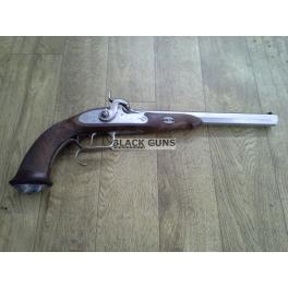 Pistolet poudre noire, marque PEDERSOLI, cal 44, arme neuve