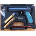 Pistolet CZ modèle shadow cal 9x19 occasion TBE