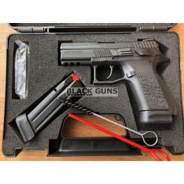 Pistolet CZ modèle P07 cal 9x19 + conversion 22LR occasion TBE